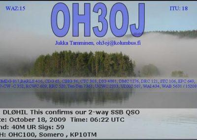 2009-10-18-oh3oj-40m-ssb