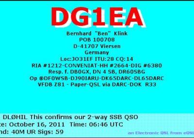2011-10-16-dg1ea-40m-ssb